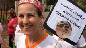Unidade de Saúde e CMEI realizam ações de orientações e prevenção de combate à Dengue em Ubiratã