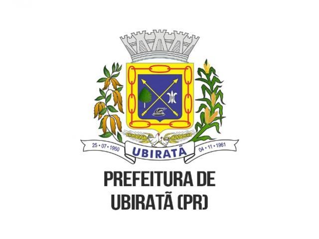 Prefeitura de Ubiratã decreta fechamento do comércio devido pandemia do COVID-19 e epidemia da dengue