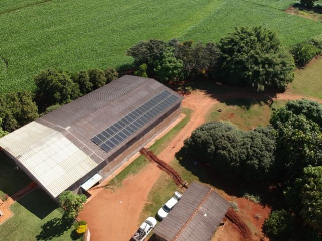 IDR-Paraná incentiva uso de Energias Renováveis em Ubiratã
