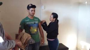 Servidores da Secretaria de Serviços Urbanos foram vacinados contra gripe em Ubiratã
