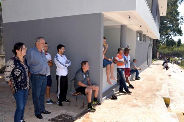 Ubiratã foi a capital do esporte com a realização dos Jogos da Juventude