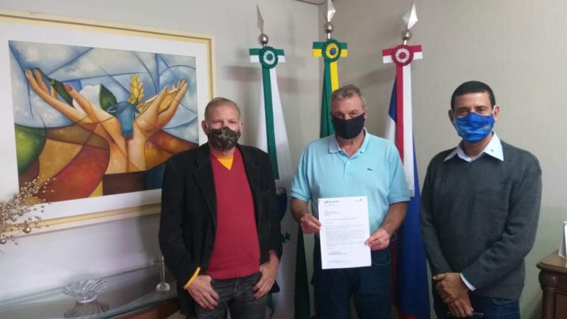 Sanepar se reúne com município para discutir revisão do Plano Municipal de Saneamento Básico