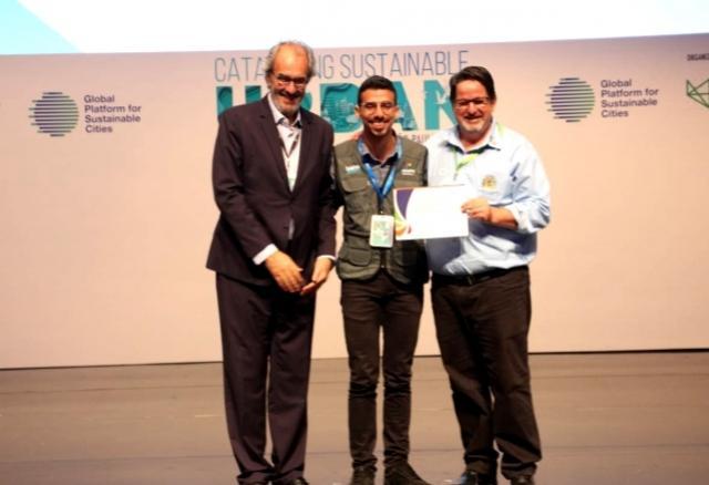 Em São Paulo, Ubiratã é premiado por boas práticas em redução das desigualdades