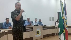 Jovens recebem Certificados de Dispensa de Incorporação em Ubiratã