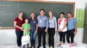 Alunos de Ubiratã recebem premiações pelo destaque no concurso Prêmio Redação Cooperjovem
