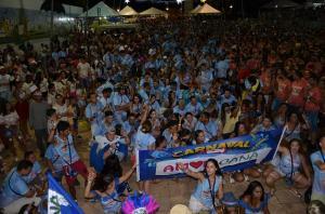 Blocos vão agitar Carnaval da Seringueira 2020 em Ubiratã