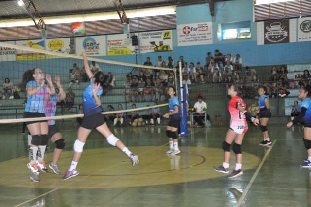 Voleibol de Juranda decide título geral da Copa Talentos em Ação neste sábado, 23
