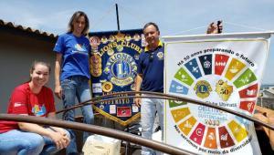 Campanha de recolhimento de Lixo Eletrônico foi realizada em Ubiratã