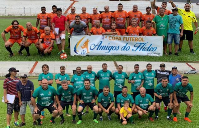 Paysandu e Brasiliense decidem Copa Amigos do Hideo neste domingo em Ubiratã