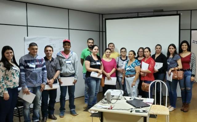 Curso de Boas Práticas de Fabricação teve início nesta quarta, 22, em Ubiratã
