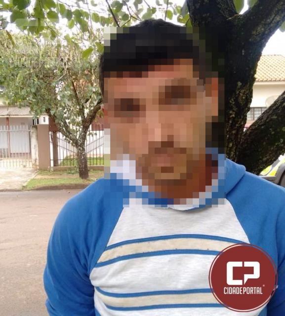 Após contar histórias que precisava de dinheiro para funeral, acabou preso pela PM em Ubiratã