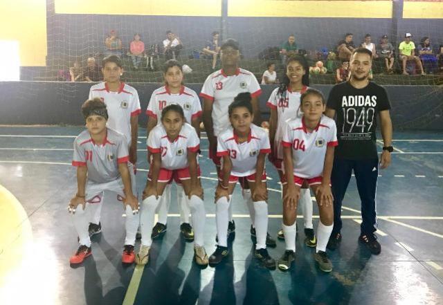 Futsal Feminino: Ubiratã vence Goioerê em amistoso preparativo para os Jogos da Juventude