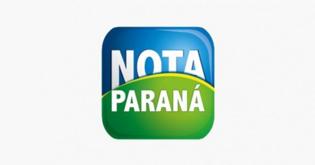 Entidades podem se cadastrar para receber o Nota Paraná