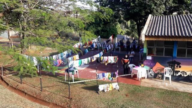Campanha do Varal Solidário começa essa semana em Ubiratã