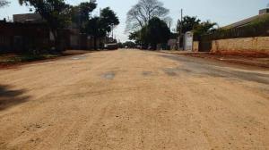 Serviços Urbanos em Ubiratã intensifica ações para conservação de vias públicas