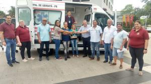 Ambulância para atendimentos de maior complexidade já está a disposição da população de Ubiratã