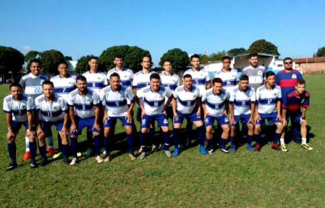 Ubiratã estreou fora de casa no Campeonato Amador da Liga de Goioerê