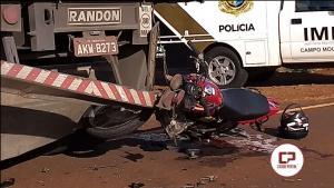 Acidente tira a vida de funcionário do posto Grande Parada na BR-468