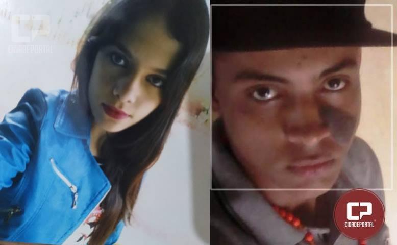 Encontrados: Jovem de 15 anos esta desaparecida em Ubiratã, família pede ajuda para encontrá-la