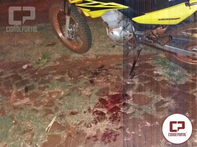 Uma pessoa foi morta em Campina da Lagoa no inicio da madrugada