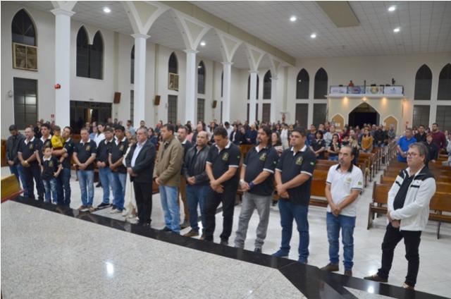 Missa de um ano de saudades de Nil Pereira emociona a todos de Ubiratã