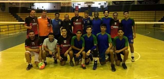 Equipes de voleibol de Ubiratã realizam amistosos visando os Jogos da Juventude