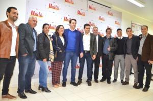 Governador Ratinho Júnior veio a Ubiratã conhecer estrutura da Cooperativa Unitá