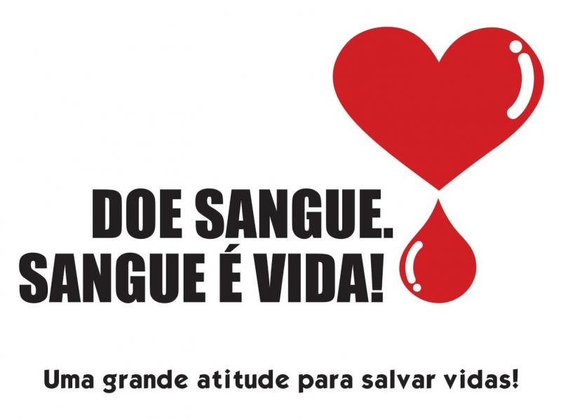 Secretaria de Saúde necessita de doadores de sangue