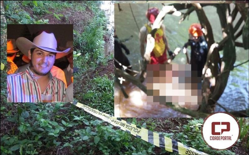 Corpo de Renan é encontrado a mais de 400 metros do local do assassinato, suspeito pode ser parente da vítima