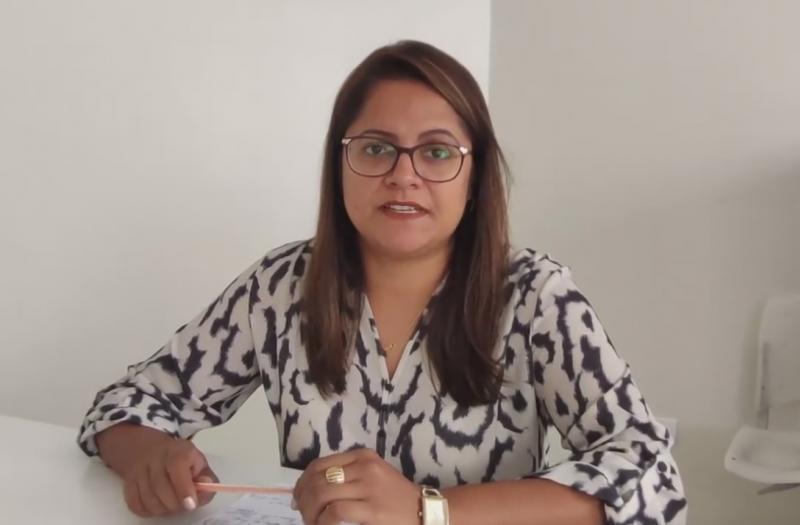 Secretária de Saúde atualiza comunidade de Ubiratã sobre o COVID-19