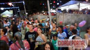 Primeira noite do Carnaval da Seringueira - #BiraFolia foi sucesso