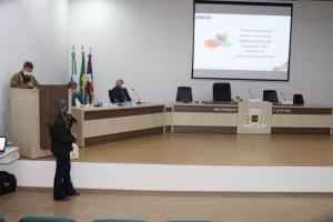 Audiência Pública em Ubiratã apresentou resultados do 1º Quadrimestre de 2020