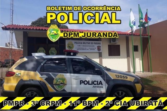 Polícia Militar de Juranda acaba com festa clandestina na cidade