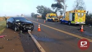Morador de Nova Aurora perde a vida em acidente na BR-369 em Ubiratã