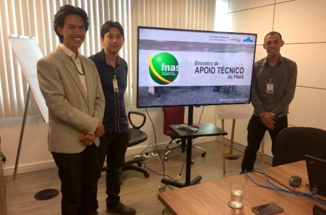 Servidores da Assistência Social participam de capacitação em Brasília