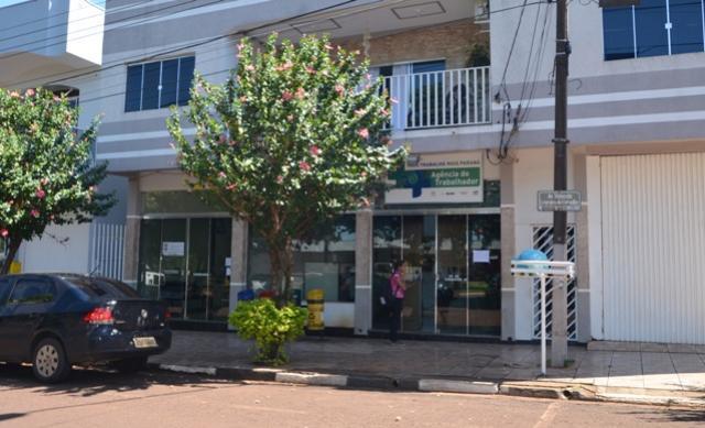 Agência do Trabalhador de Ubiratã informa que possui vagas de emprego