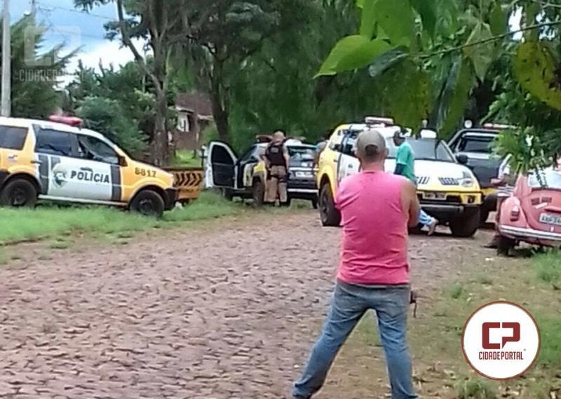 Adolescente de 15 anos foge de abordagem e acaba sendo apreendido após operação policial em Ubiratã