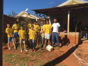 Projeto Agroecologia S.O.S é desenvolvido em Ubiratã