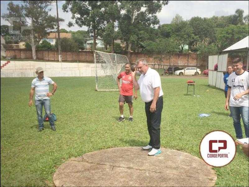 Atletismo no JAMUs movimentou domingo esportivo no Estádio Claudinão