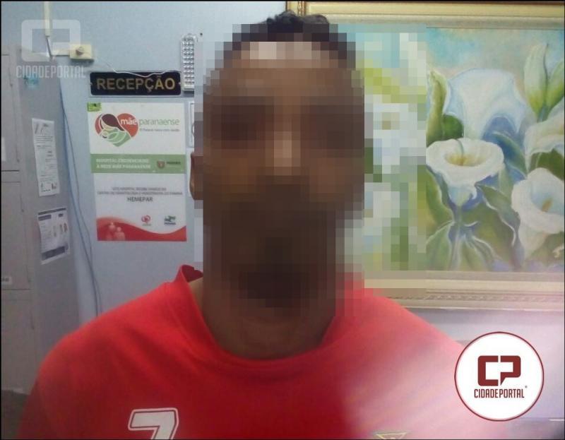 Polícia Militar de Ubiratã prende uma pessoa com mandado de prisão em aberto durante patrulhamento