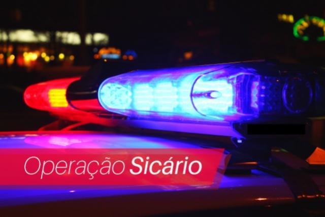 Núcleo de Londrina do Gaeco e Polícia Militar realizam operação contra facção criminosa em 41 cidades