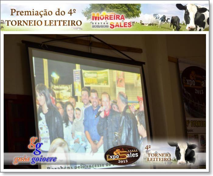 Premiação Torneio leiteiro Moreira