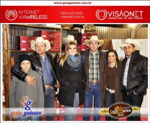 Expo - Sales 2012 - Segunda Feira