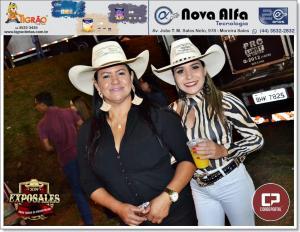 Galeria 01 de Fotos desta sexta-feira, 27, da Expo-Sales 2019