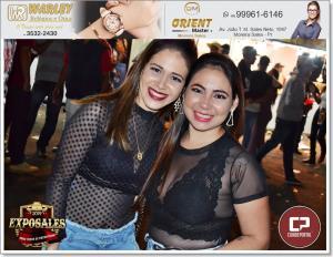 Galeria 02 de Fotos deste sábado, 28, da Expo-Sales 2019