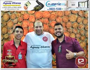 Galeria 01 de Fotos da Expo-Sales 2019 deste domingo, 29