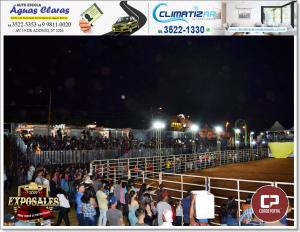 Galeria 01 de Fotos  deste domingo, 29, da Expo-Sales 2019