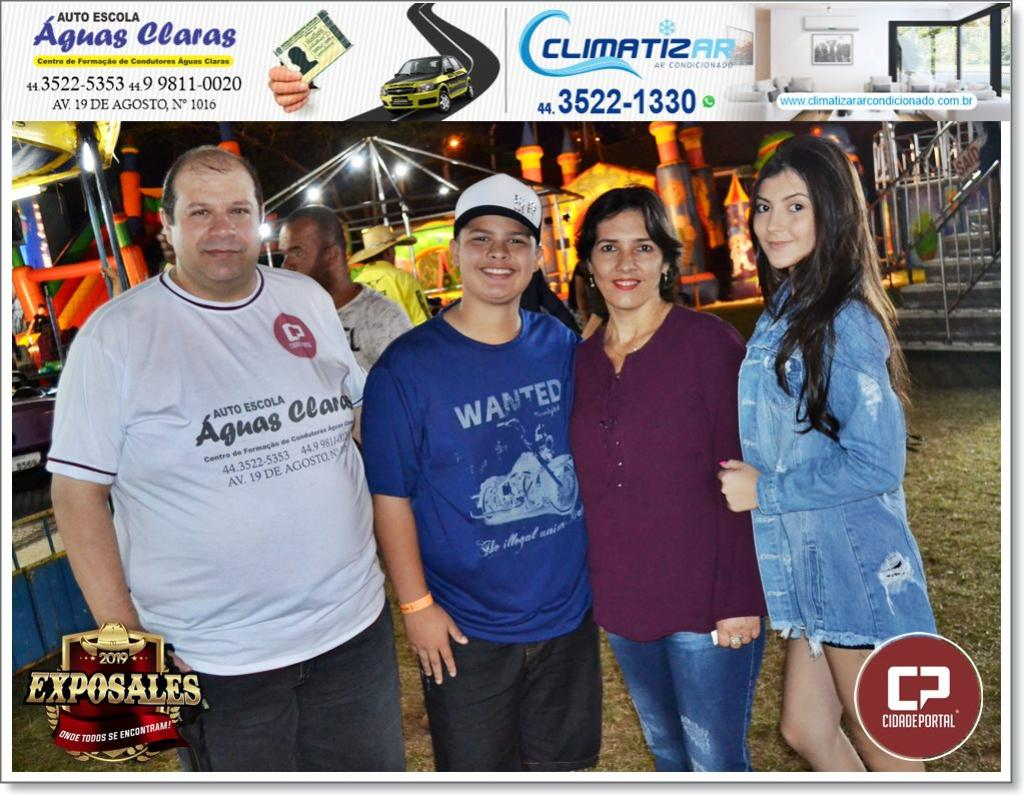 Galeria 02 de Fotos da Expo-Sales 2019 deste domingo, 29