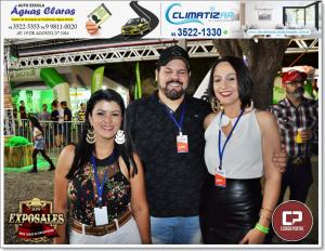 Galeria 02 de Fotos deste domingo, 29, da Expo-Sales 2019