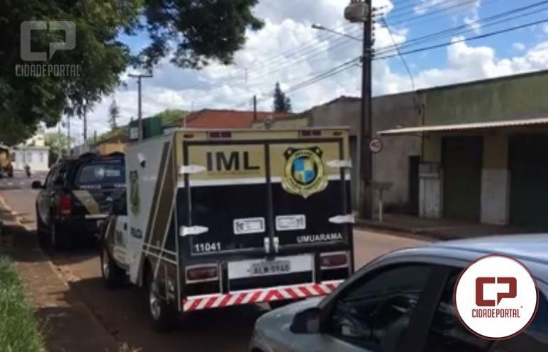 Uma idosa foi encontrada sem vida em Mariluz, perícia constatou que foi morte natural